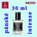 52 FM Group Pánský parfém 30 ml INTENSE