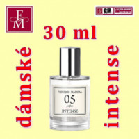 5 FM Group Dámský parfém 30 ml INTENSE
