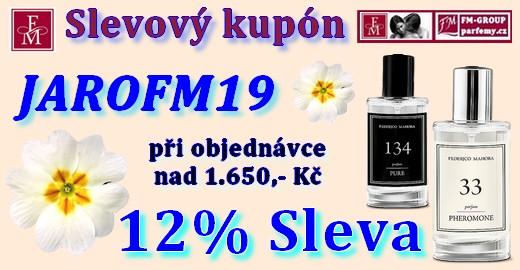 88a64aec1 FM Group Parfémy, AKCE, SLEVY, Doprava ZDARMA