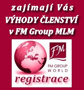 Registrace do FM Group